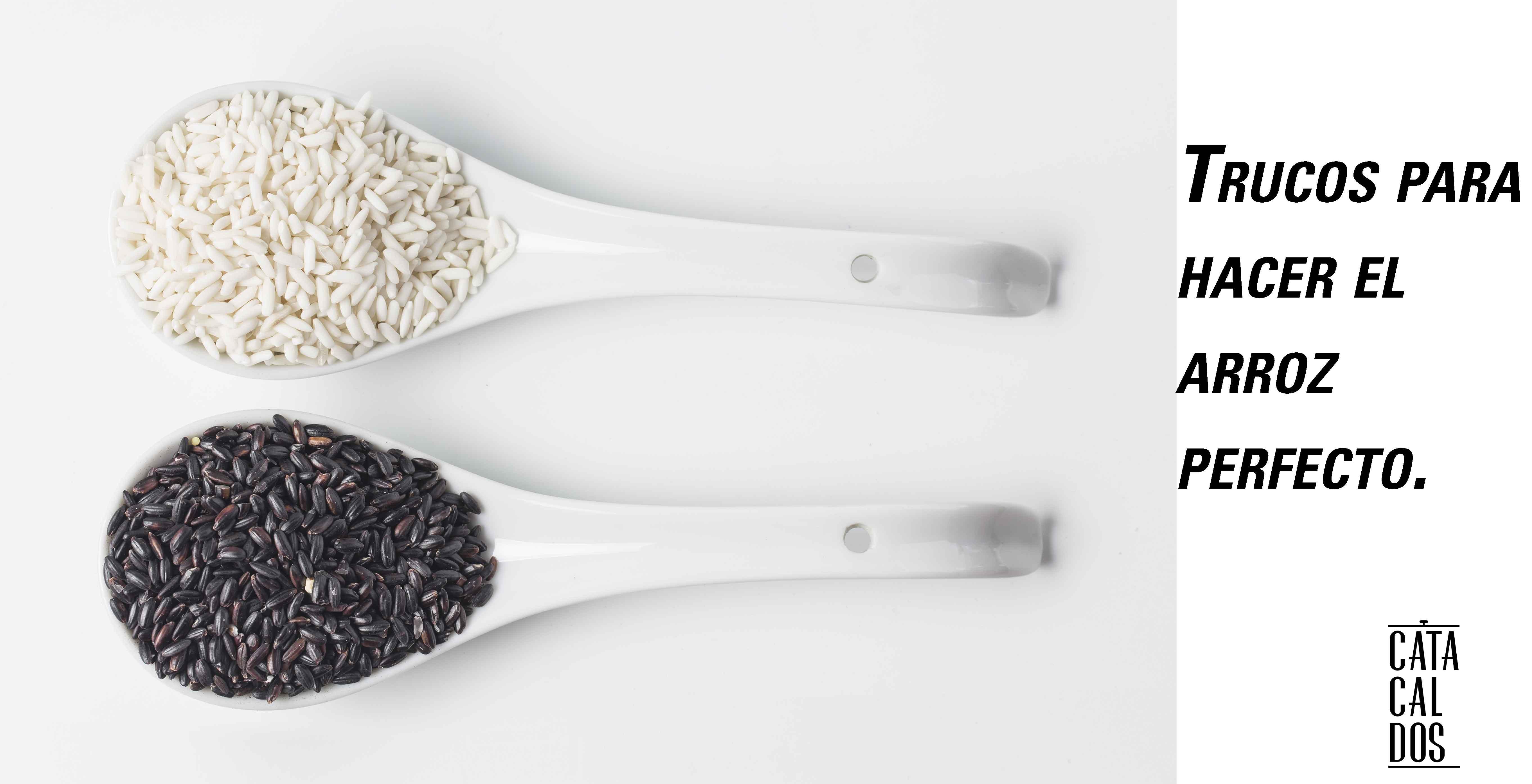 trucos para hacer el arroz perfecto