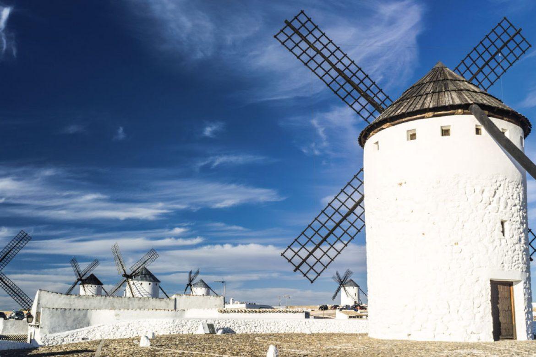 Castilla-La Mancha. Tierra de vinos.