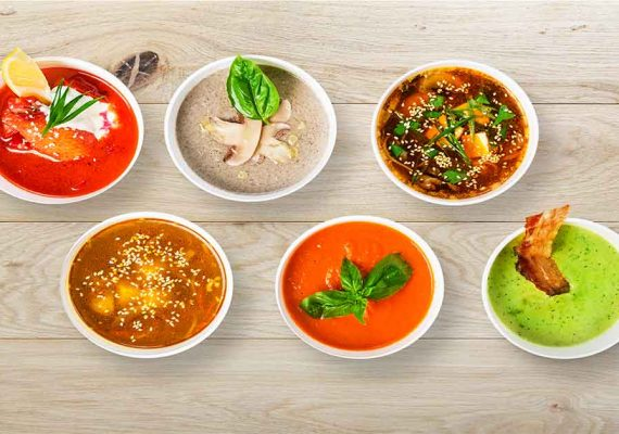 Más allá del gazpacho: 6 sopas frías que te conquistarán.