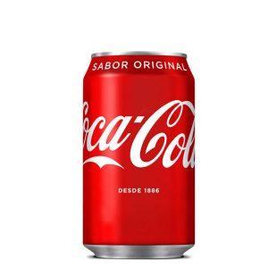 Refresco Coca Cola 33cl