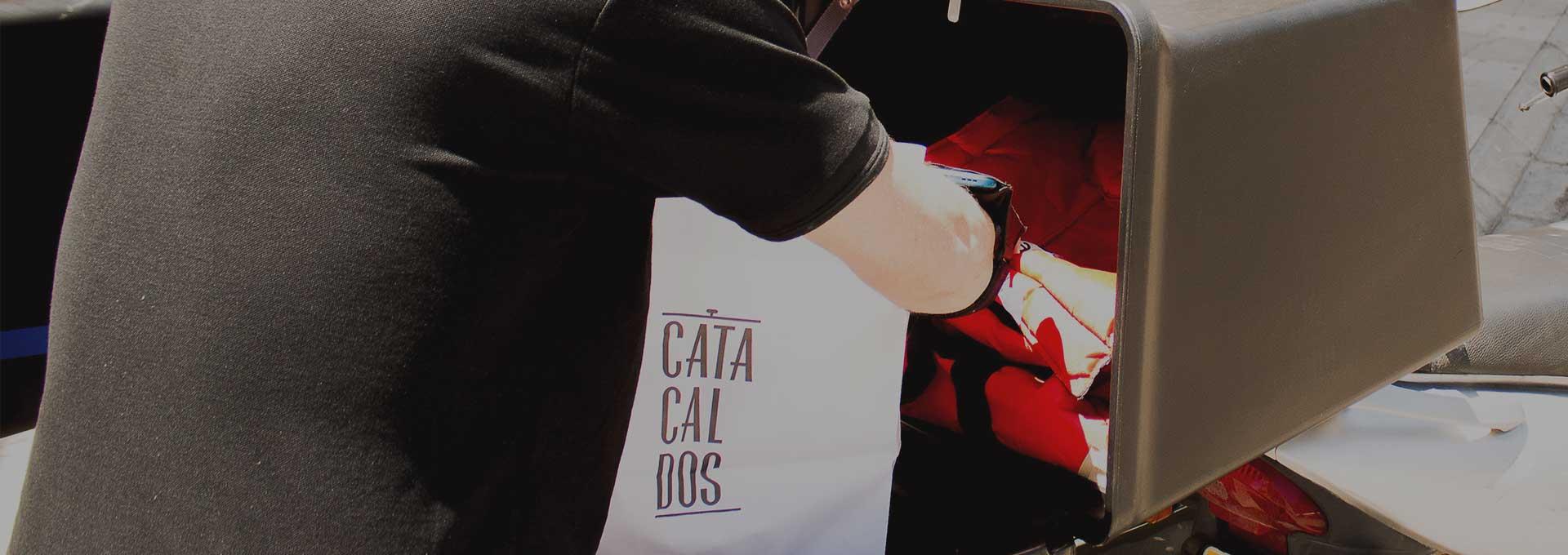 Reparto a domicilio Catacaldos Albacete